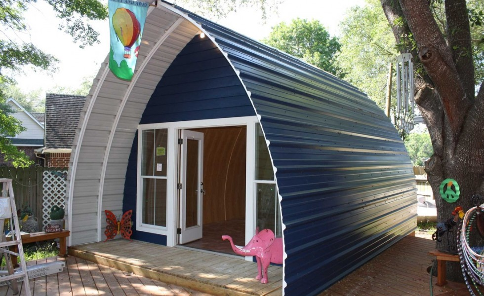Arched cabins for all