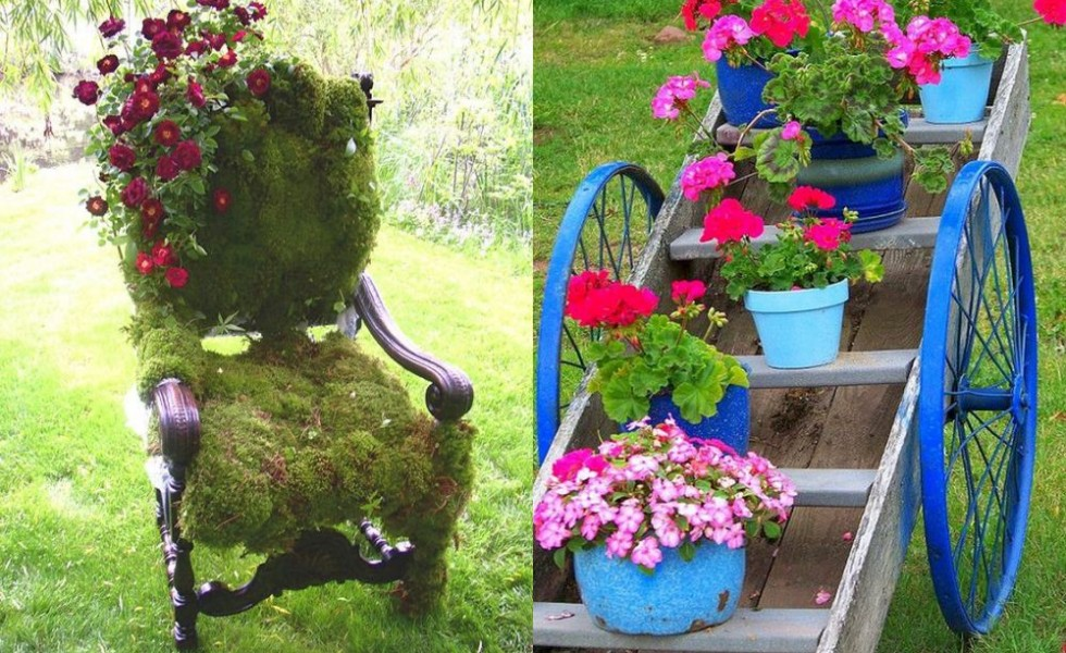 Garden Decoration Ideas Diy 16 inspiring diy garden decoration ideas houz buzz gardens are the ideal retreat for those who want to lose the stress accumulated during the day with a little imagination we can enrich the natural look of workwithnaturefo