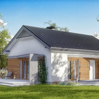 Beautiful one story house plans archives houz buzz for Beautiful single story homes