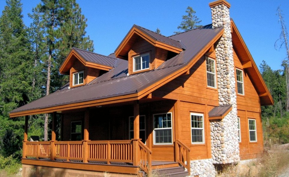Solid Wood House Plans Aesthetic And Functionality
