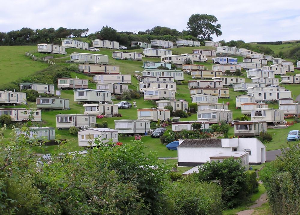 Mobile homes a choice of freedom romanians contemplate warily houz buzz - The mobile little house the shortest way to freedom ...