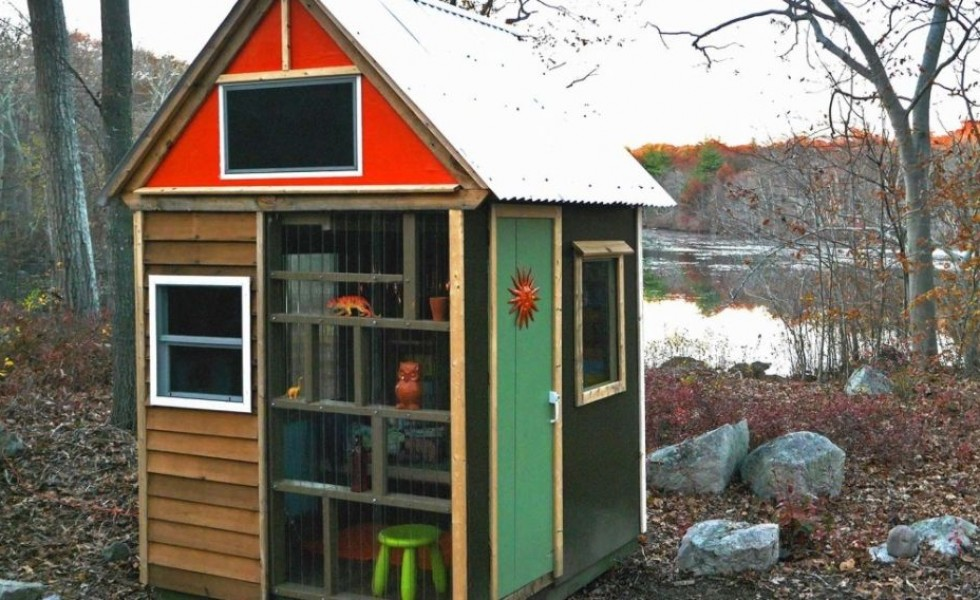 The scouts tiny house the power of example on 1 square meter houz buzz - The scouts tiny house ...