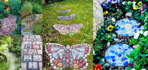 Garden stone decorations for all
