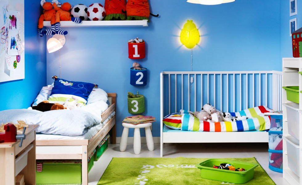 Kidu0027s Room Decorating Ideas For Home