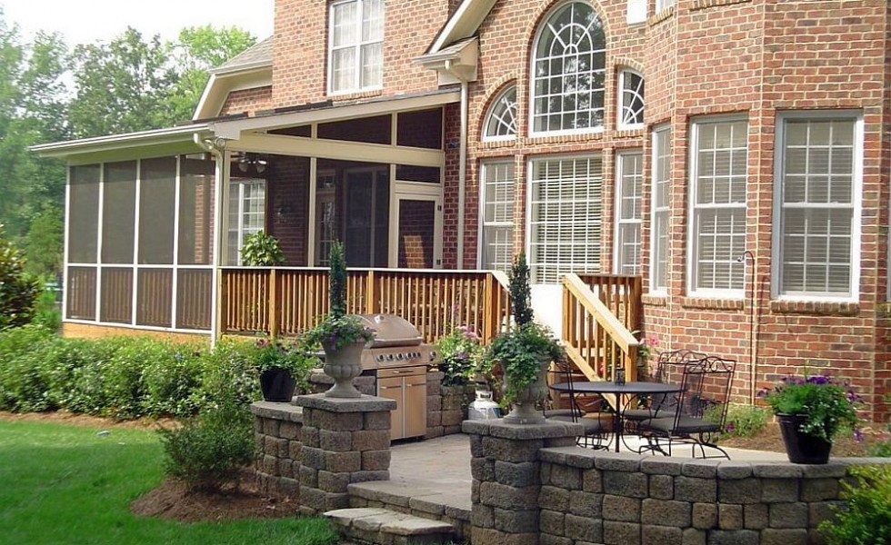 16 simple house plans with screened porches ideas photo