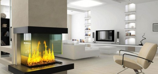 House plans with fireplaces inside