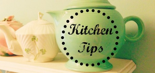 Kitchen tips for all