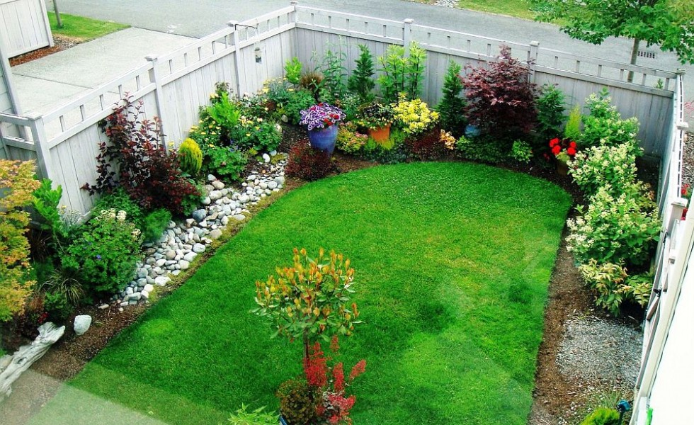 50 square meter garden design ideas houz buzz - Outdoor design ideas for small outdoor space photos ...
