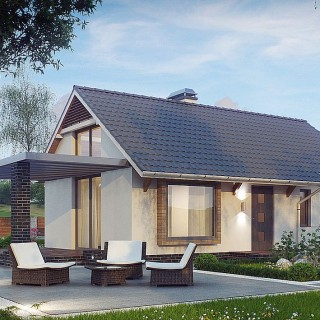 small houses under 100 square meters - Pictures Of Small House