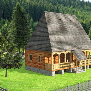 Romanian traditional houses archives houz buzz - Romanian peasant houses ...