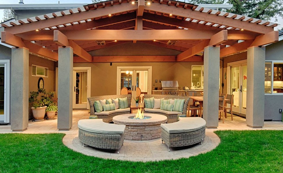 13 Patio Design Ideas - Houz Buzz