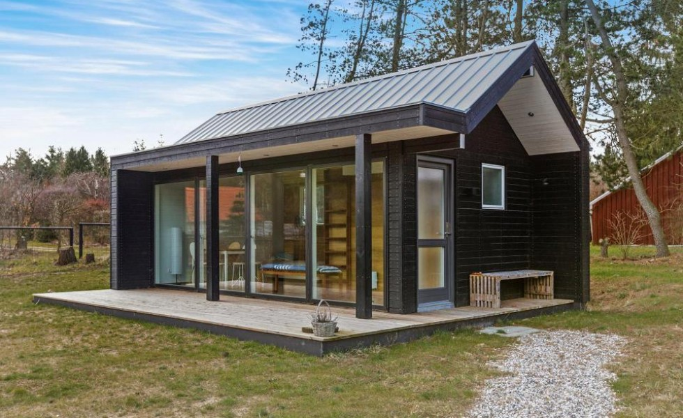 The jutland small house scandinavian ideas houz buzz - The jutland small house ...
