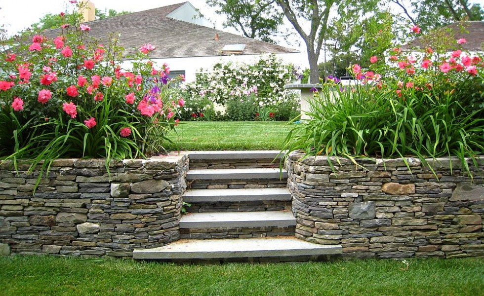 Simple Garden Ideas simple garden landscaping ideas - houz buzz
