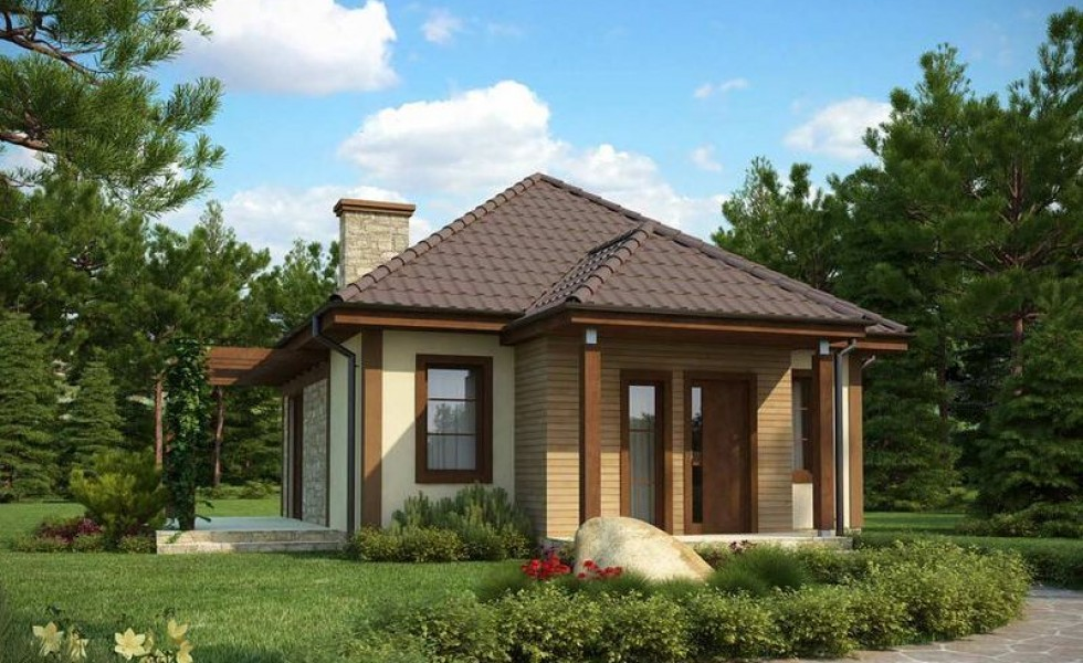Two room house plans matching any age 39 s needs houz buzz for Two room house