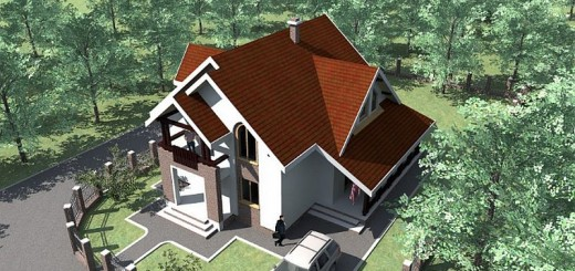 Traditional polish houses Polish house plans