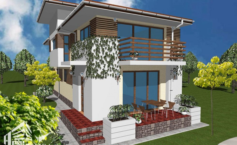 7 meter wide house plans generous architecture houz buzz for Wide frontage house plans