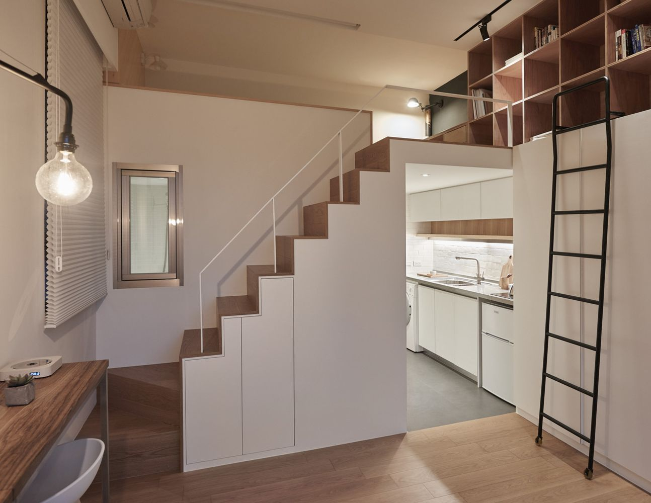 Interior design on 22 square meters solutions from taiwan houz buzz - Interior designs ...