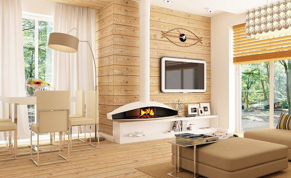 Houses With Fireplaces U2013 All In The Family