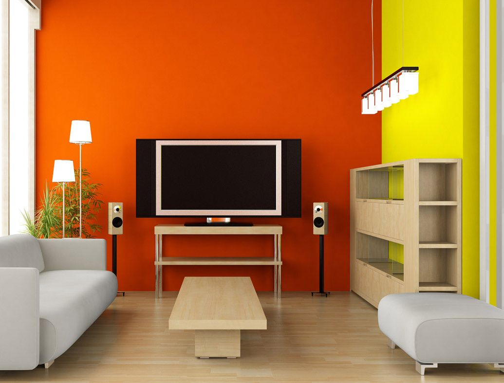Colors for a modern home vibrant interiors houz buzz - Colors for a modern home ...