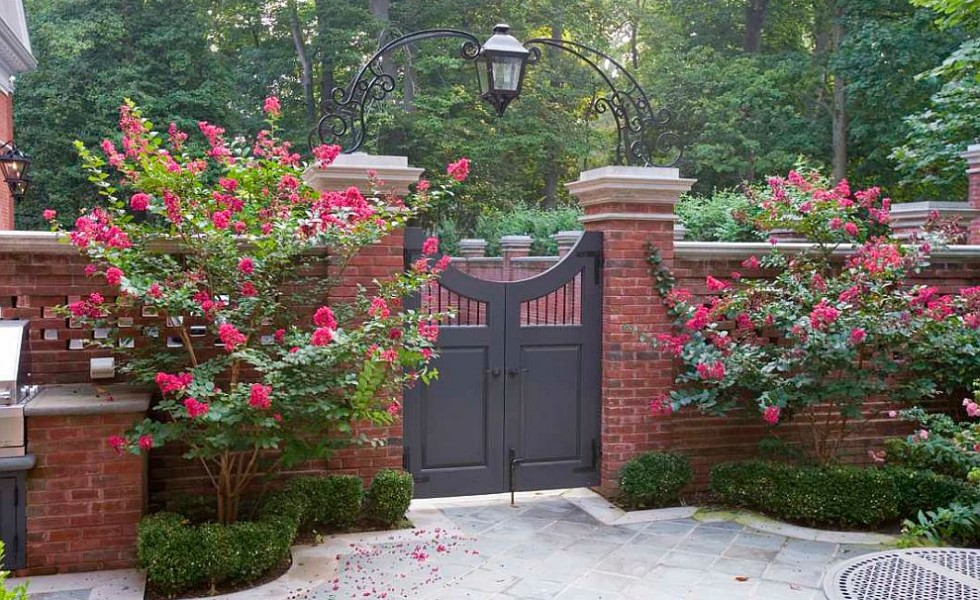Gate Is Often The First Contact That An Outsider Has With A Property He Or  She Is About To Visit. From The Popular Perspective, It Is The First  Indication ...