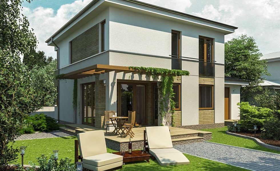 Small double story house plans escortsea for Small two story floor plans