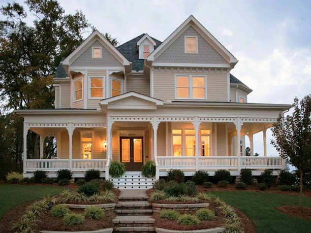 House Plans With Porches Three Designs For Wellcoming Homes
