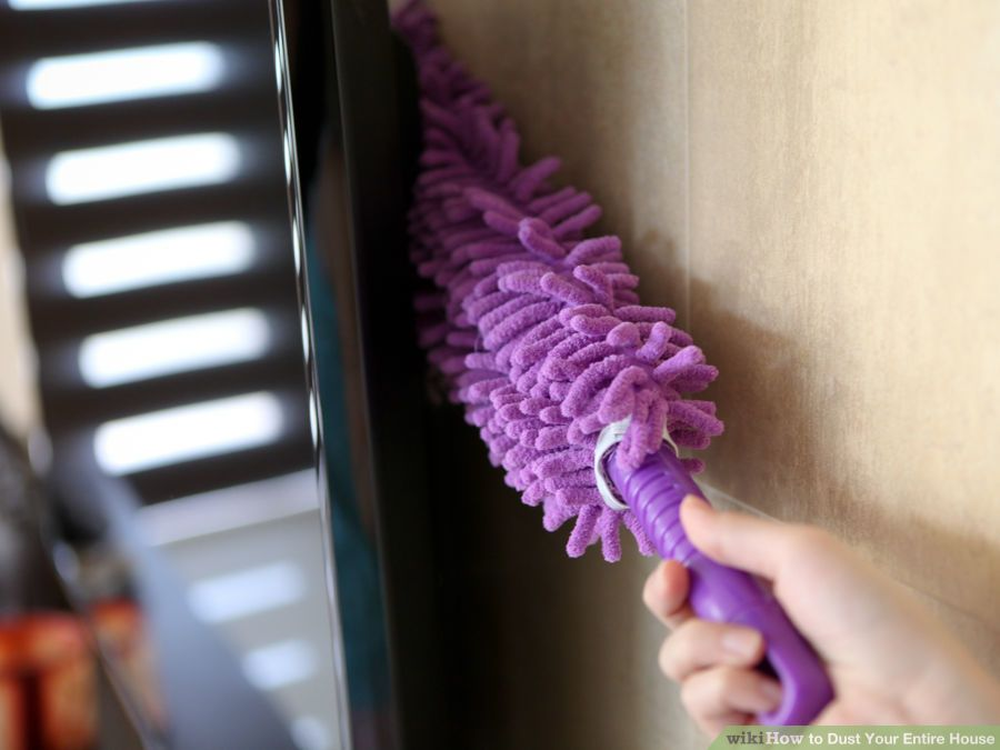 tips for dusting your home 2