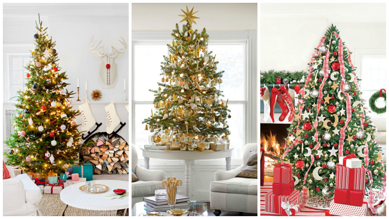 Christmas tree decorating step by step and best ideas - Christmas tree decorating best ideas ...