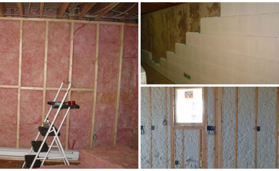Interior insulating main materials and their features - Interior insulating materials ...