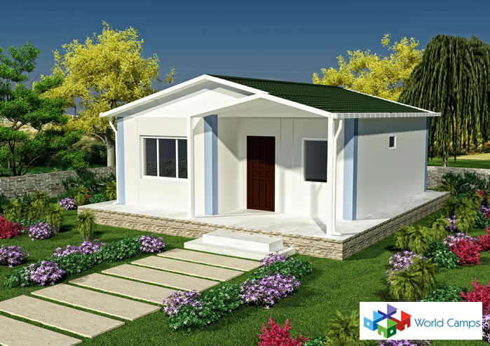 Quick Built Homes Economic Models From Ready Made Panels