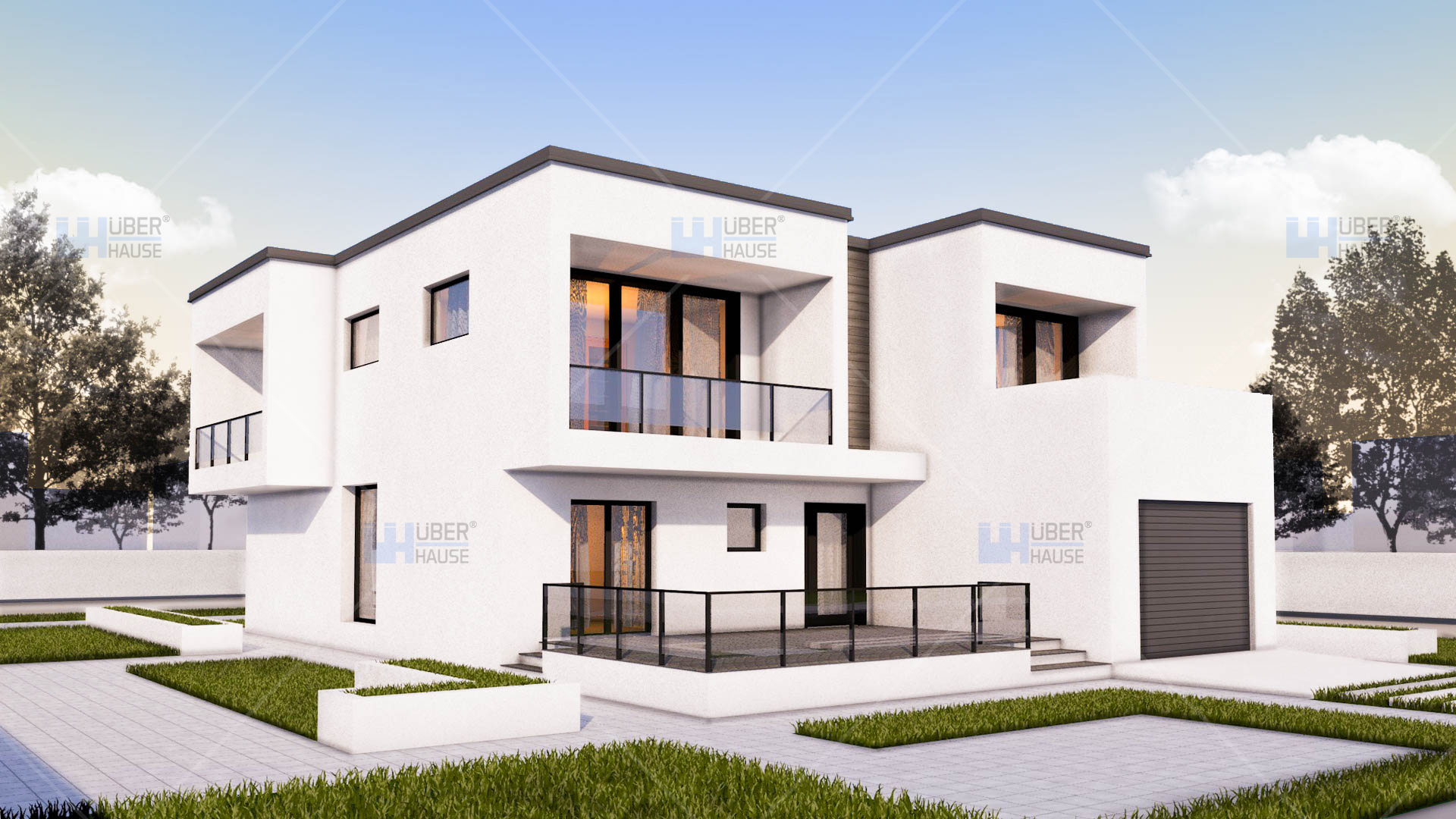 Dream Homes With 3 Bedrooms. Looking Gorgeous on One or Two Stories