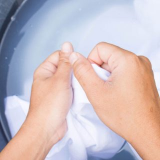 what clothes require hand washing