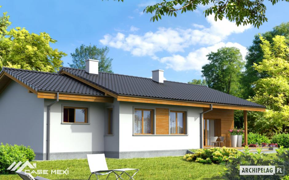 House plans with gable roof modern smart homes on one or for Gable roof garage
