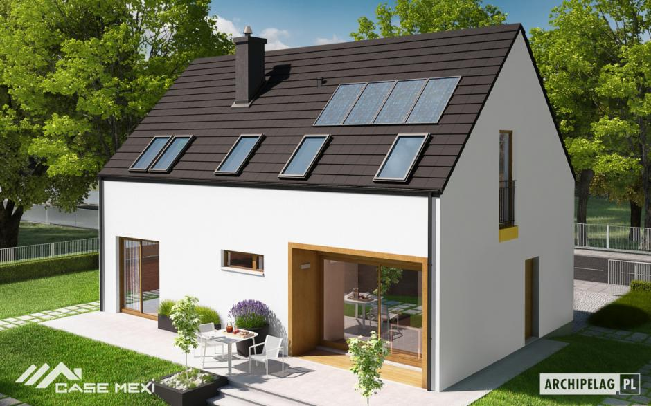 house plans with gable roof modern smart homes on one or
