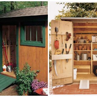 how to build a toolshed