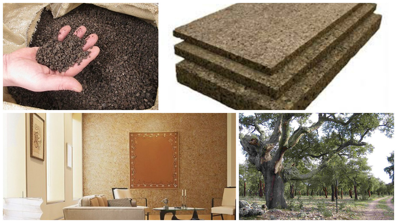 Cork insulation for the home advantages and disadvantages - Cork insulation home ...
