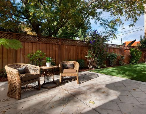 beautiful inexpensive fence design ideas