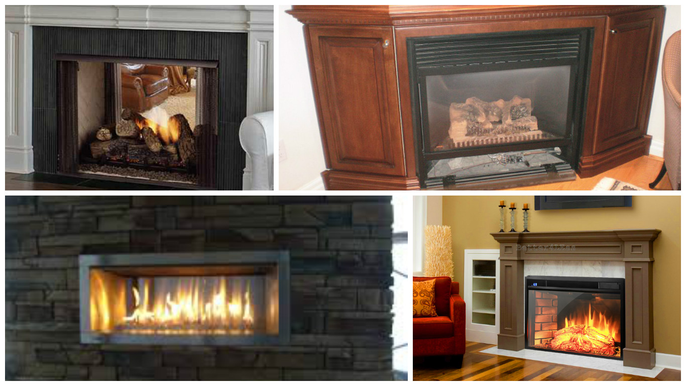 How to build a sealed fireplace in your home step by step Fireplace step