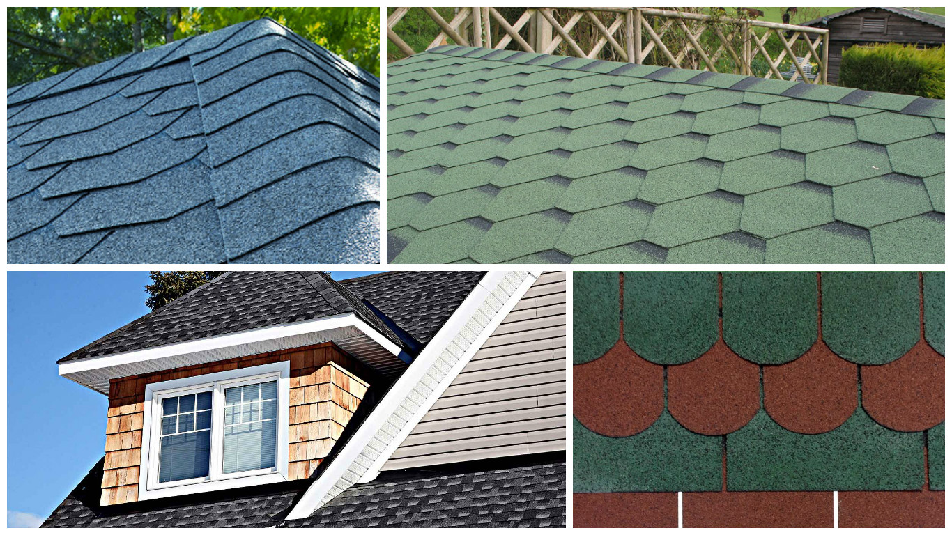 how to put up a bitumen shingles roof