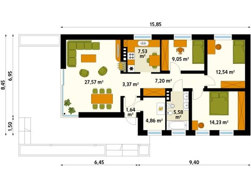 Low cost homes economic models that are absolutely charming - Low cost homes charming ...