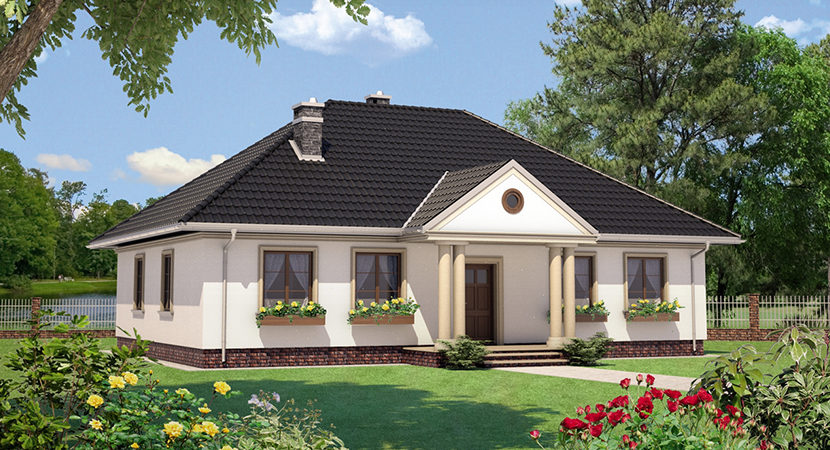Simple Beautiful Homes Three Small Charming House Plans