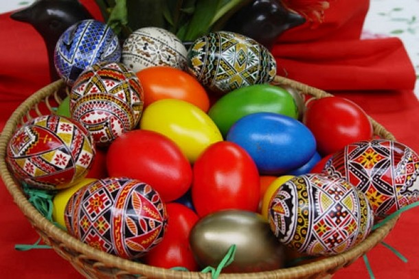 the most beautiful Easter traditions in Romania