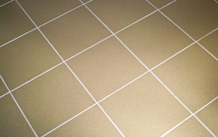 How To Clean Tile Grout Efficiently And Without Inhaling