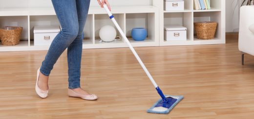 how to make your own laminate floor cleaner