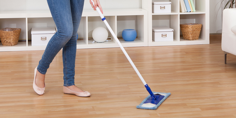 How to make your own laminate floor cleaner and properly maintain this type of floor - Make laminate floor cleaner ...