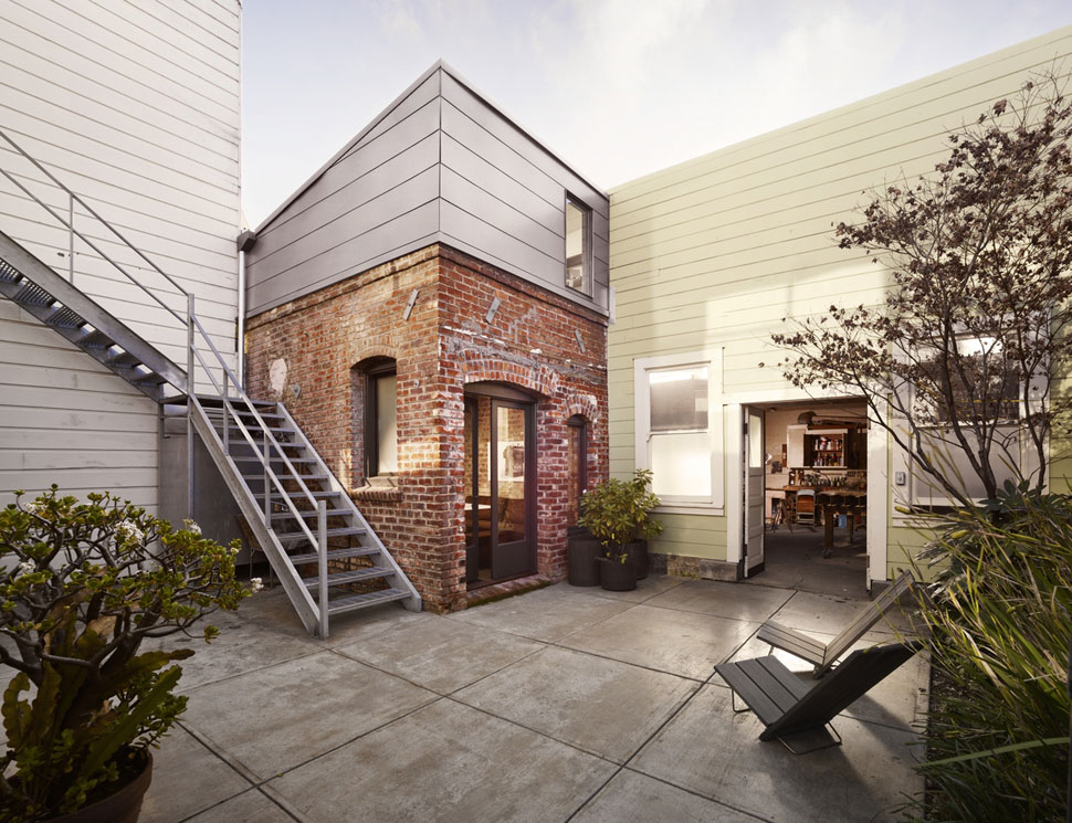 industrial style homes