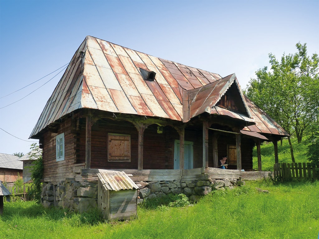 houses in Maramures