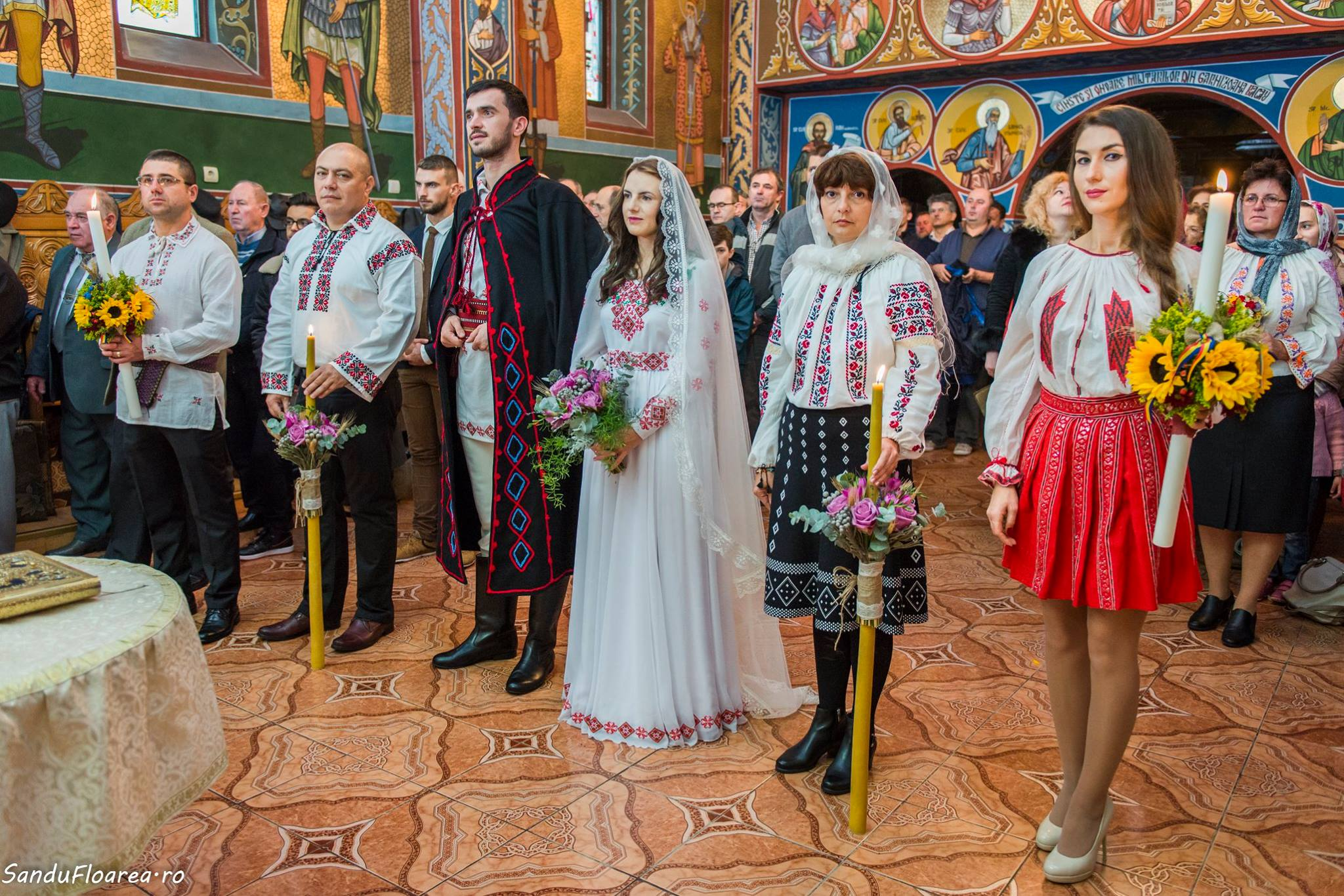 Traditional style wedding romanian costumes and rituals brought back to life - Traditional style wedding romania ...