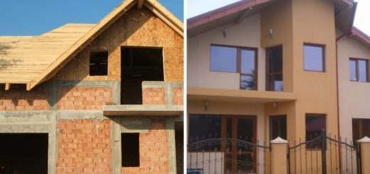 the difference between a shell house and a turnkey