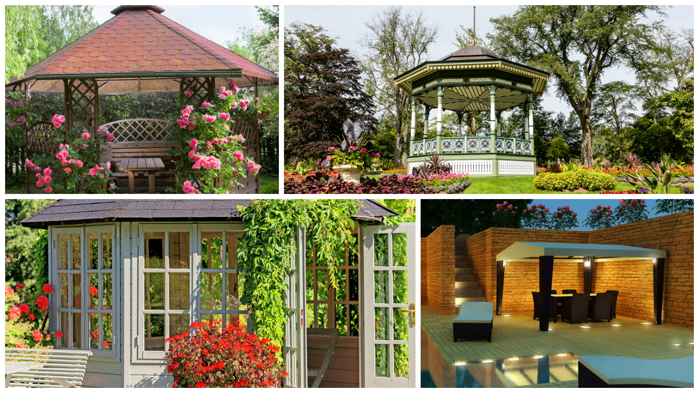 What gazebo you should get for those upcoming barbecues - Gazebo get upcoming barbecues ...